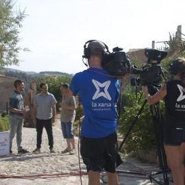 Terra Enllà participa a Corbera d'Ebre al programa PaísKm0 de La Xarxa