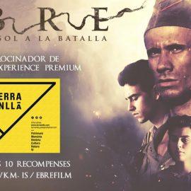 L'empresa de rutes Terra Enllà, un dels patrocinadors del film 'Ebre, del bressol a la batalla'