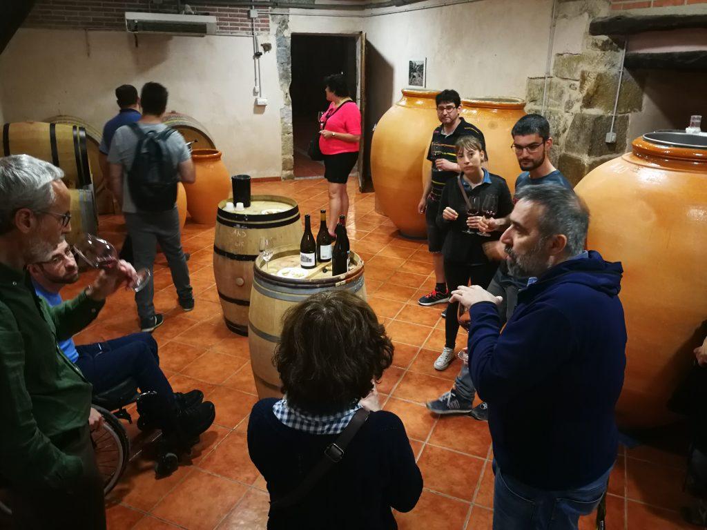 Degustació de vins amb Celler Vins del Tros