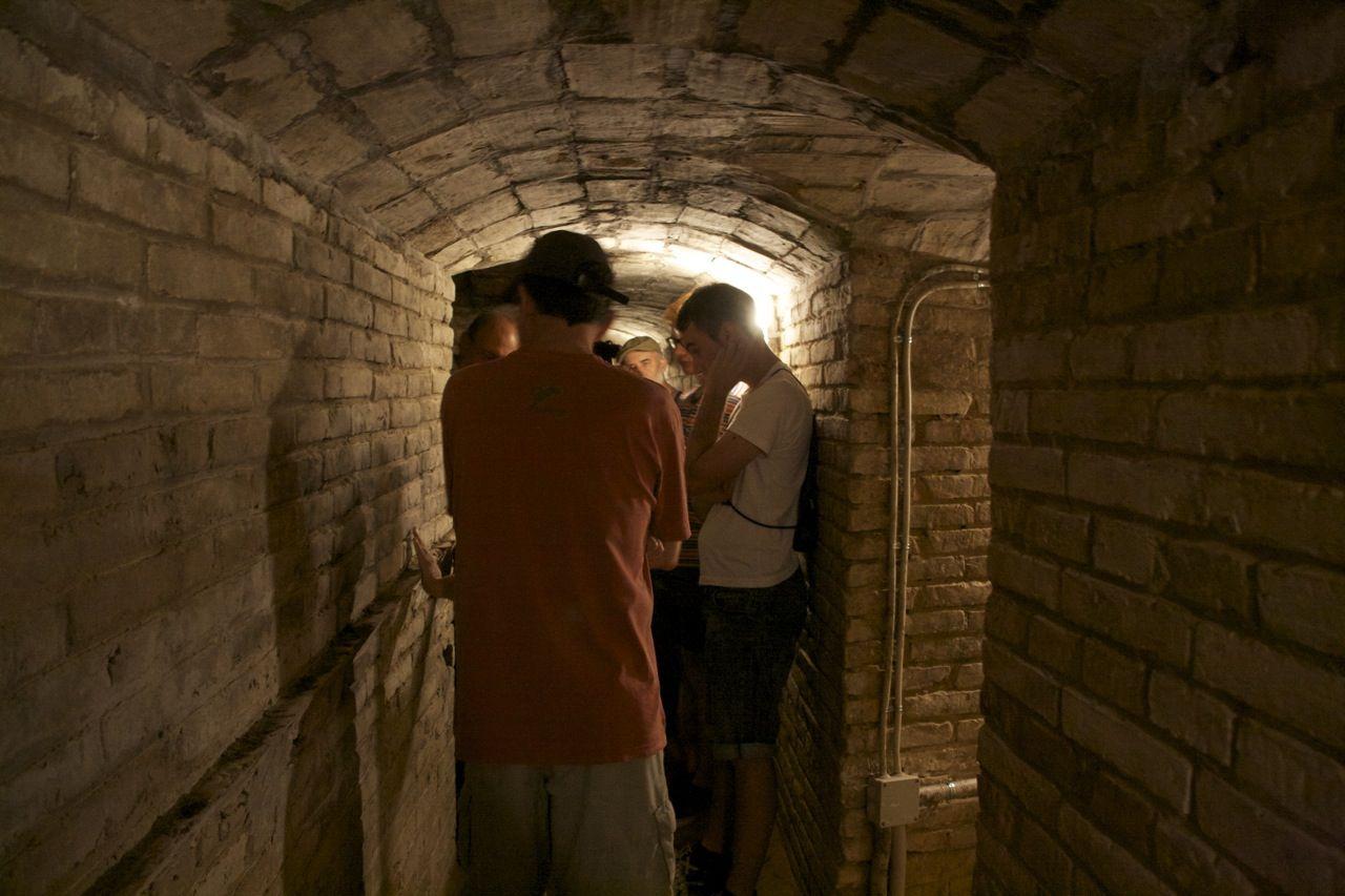 La ruta Hemingway a Tortosa se inicia en el refugio antiaéreo número 4.