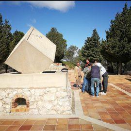 Terra Enllà ofrece en marzo 12 rutas por 5 comarcas del frente de la batalla del Ebro