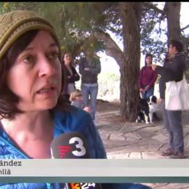 Mitjans catalans de televisió i ràdio difonen àmpliament el projecte de turisme de memòria de Terra Enllà