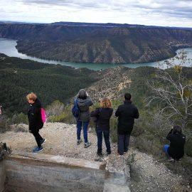 La visita 'La batalla de l'Ebre a Almatret.  La ruta del biberons' s'estrena aquest dissabte  al municipi del Segrià
