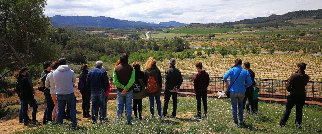 El Memorial de les Camposines, punt final del viatge a la batalla de l'Ebre
