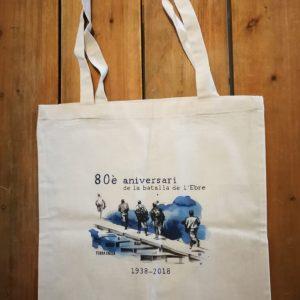 Bossa. 80è aniversari de la batalla de l'Ebre
