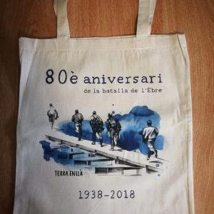 Bolsa. 80è aniversari de la batalla de l'Ebre
