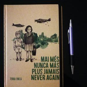 Llibreta mitjana. Refugiats