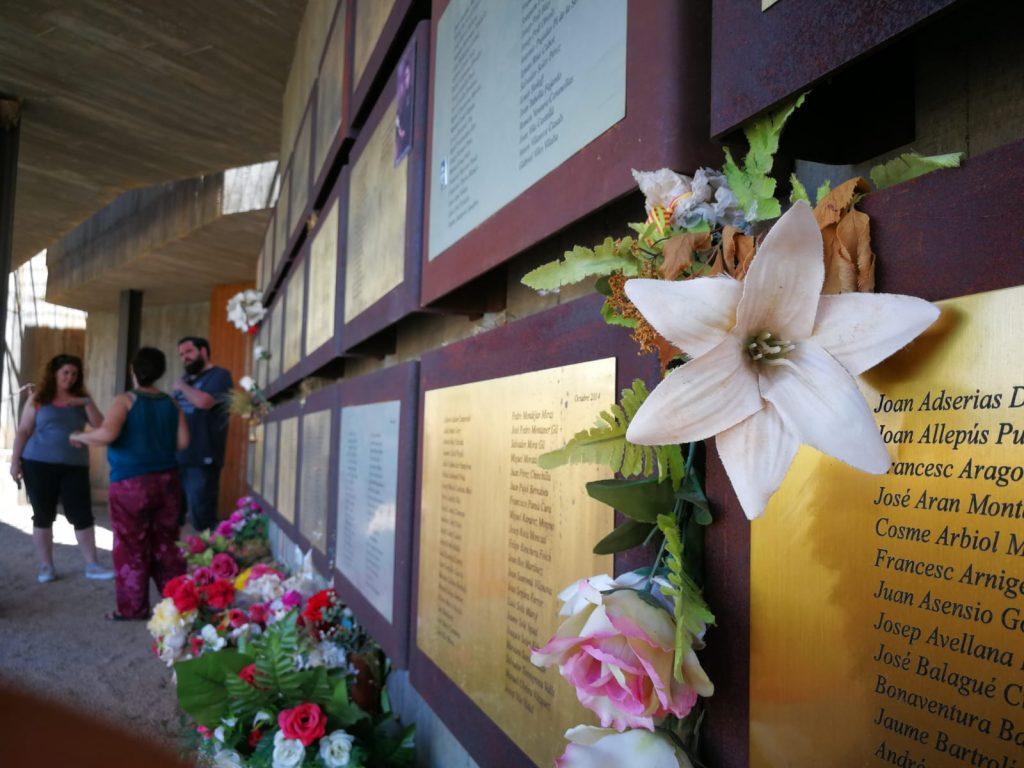Memorial de les Camposines. Visita guiada amb Terra Enllà