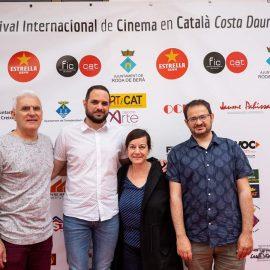 El documental 'A les fosques' guardonat al Festival Internacional de Cinema en Català