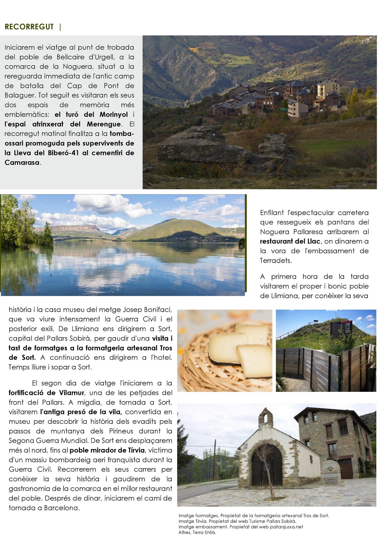 Front del Segre i Pallars