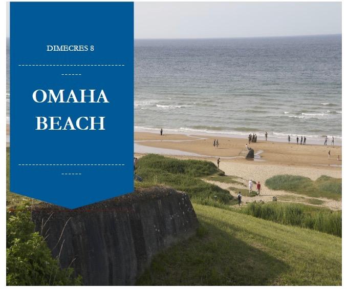 Terra Enllà Omaha Beach